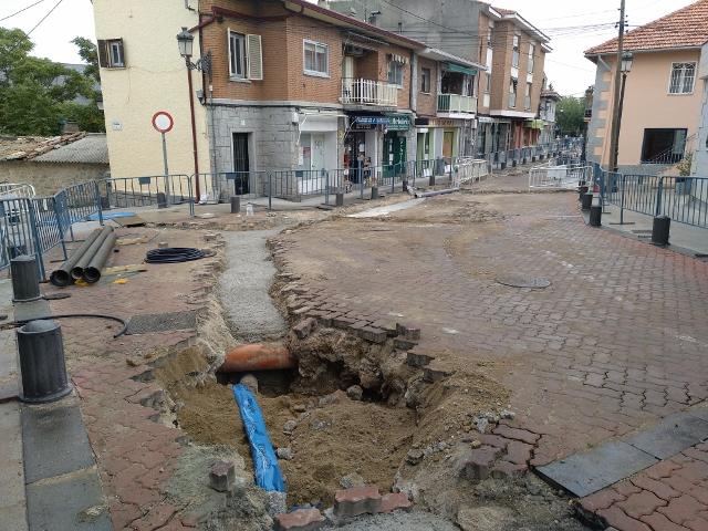 Imagen de la noticia Planificación de obras en las calles Real y Obispo Golfín