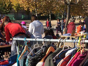 Imagen de la noticia Truequedrete el 14 de octubre en la plaza de la Constitución