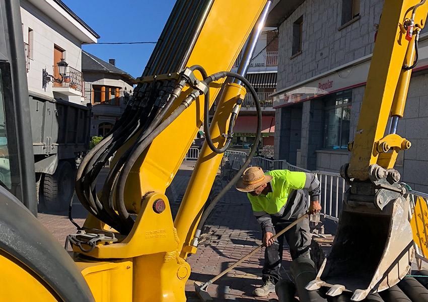 Imagen de la noticia Reunión con vecinos y comerciantes sobre las obras en la calle Real
