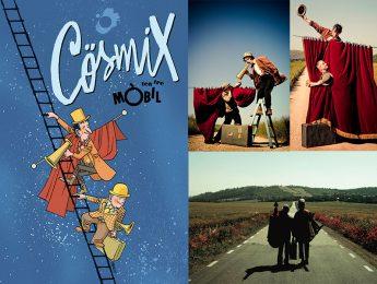 Imagen de la noticia Cösmix: Teatre mòbil