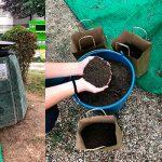 Imagen de la noticia Las Rocas recoge el primer compost comunitario