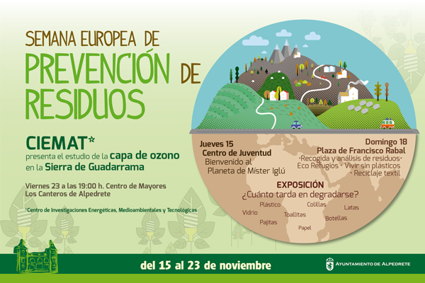 Imagen de la noticia Semana Europea de Prevención de Residuos