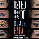Imagen de la noticia Usted tiene ojos de mujer fatal (teatro, Jardiel Poncela)
