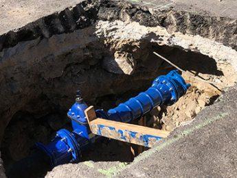 Imagen de la noticia Corte nocturno del suministro de agua