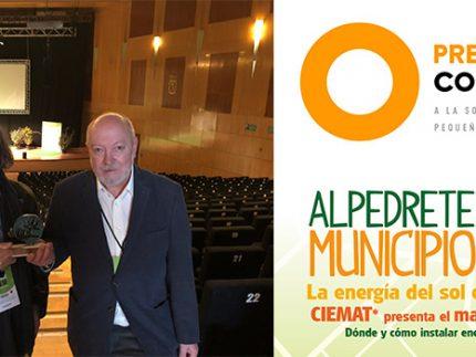 Imagen de la noticia El Mapa Solar de Alpedrete: Premio Conama 2018