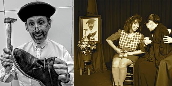 """Imagen de la noticia Teatro solidario: """"De Súbita Estampida"""""""