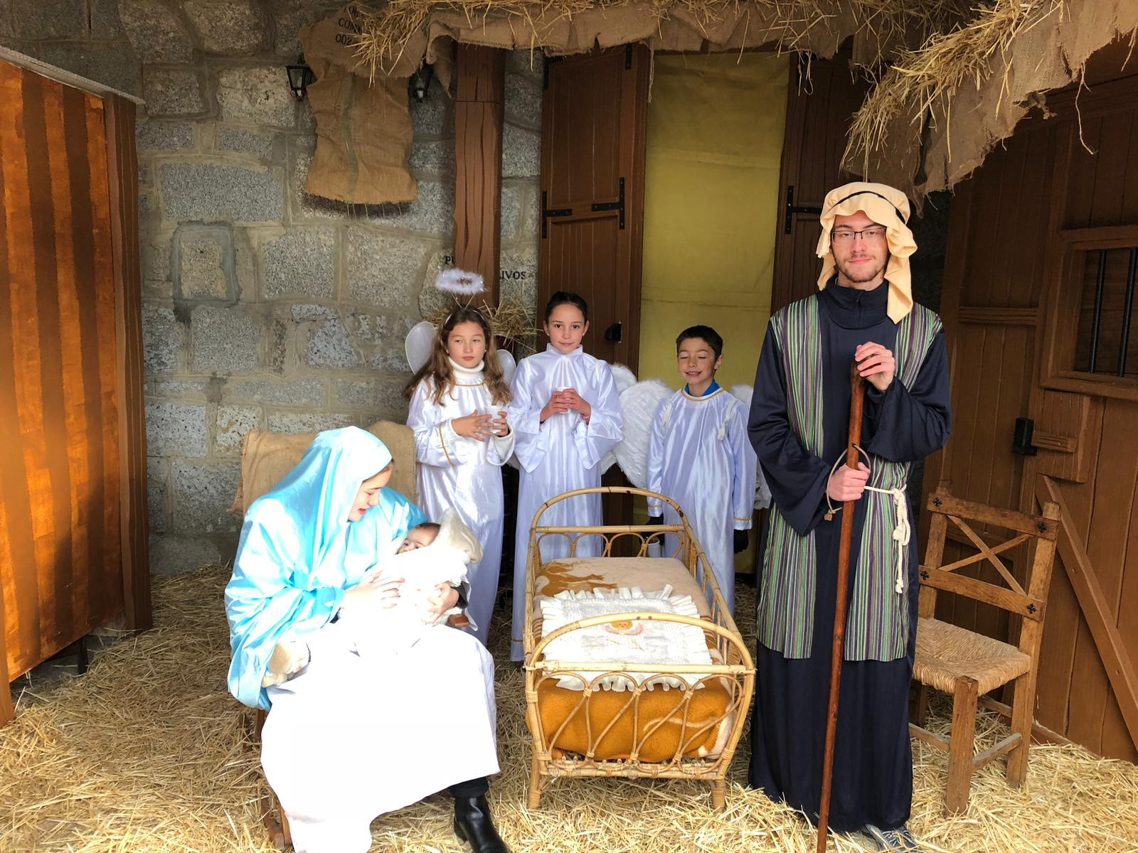 Imagen de la noticia Belén y conciertos navideños para el fin de semana