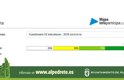 "Imagen de la noticia Alpedrete obtiene el ""Sello Infoparticipa 2018"" a la transparencia"