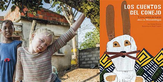"""Imagen de la noticia """"Los cuentos del conejo"""", historias contadas por la población albina"""