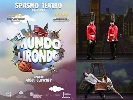 """Imagen de la noticia """"El Mundo Lirondo"""", viaje teatral"""