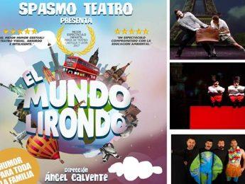 Imagen de la noticia «El Mundo Lirondo», teatro familiar