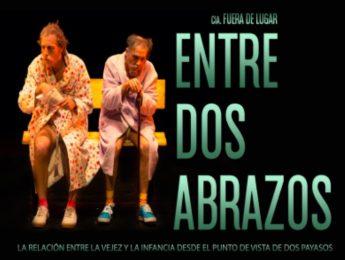 Imagen de la noticia «Entre dos abrazos». Teatro