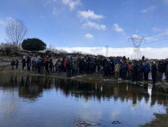 Imagen de la noticia Dos centenares de personas de 15 municipios asisten a la presentación de la Guía de Anfibios de Alpedrete