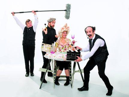 Imagen de la noticia Gagmovie, teatro