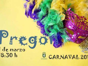 Imagen de la noticia Pregón de Carnaval y magia