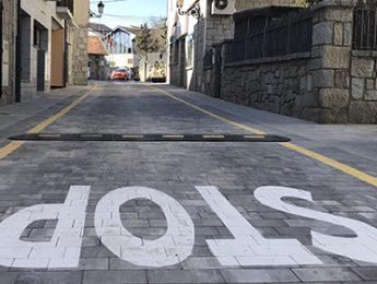 Imagen de la noticia La calle de la Fragua recupera el sentido de circulación habitual. Nuevos horarios de autobús