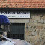Fachada del edificio de la Policía Local de alpedrete
