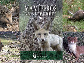 """Imagen de la noticia Presentación de la guía """"Mamíferos de Alpedrete"""""""