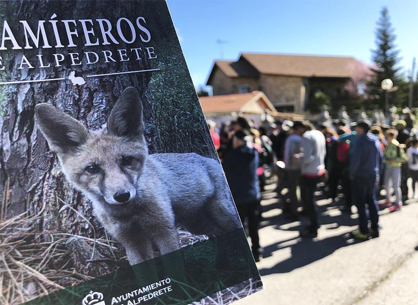 Imagen de la noticia Encontrando mamíferos, guía de los ecosistemas