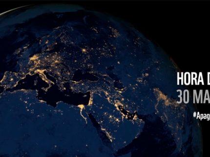 """Imagen de la noticia Alpedrete en la """"Hora del Planeta"""""""