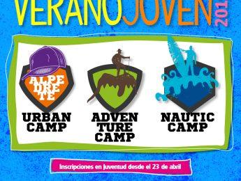 Imagen de la noticia Campamentos de verano del Centro de Juventud