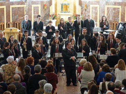 Imagen de la noticia El coro y la banda, sonidos de Semana Santa