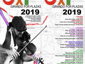 Imagen de la noticia Girando por Plazas. Último giro 2019