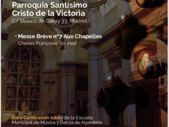 Imagen de la noticia Coro de la EMMD, concierto en Madrid