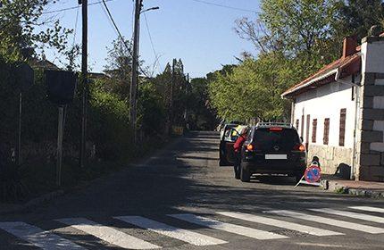 Imagen de la noticia Reordenación del tráfico en la calle de la Hermandad de los Donantes de Sangre