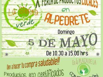 Imagen de la noticia Feria de productos locales de Alpedrete