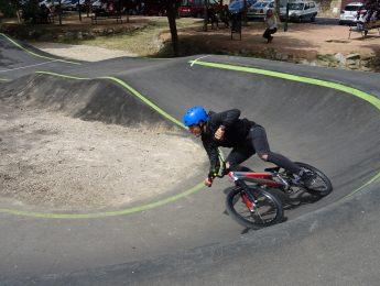Imagen de la noticia Pump track y combat. Fiesta y deporte