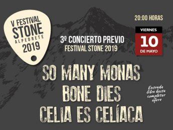 Imagen de la noticia Festival Stone, tercer concierto