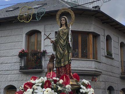 Imagen de la noticia Han comenzado las Fiestas de Santa Quiteria