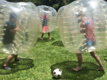 Imagen de la noticia Futbol Bubble