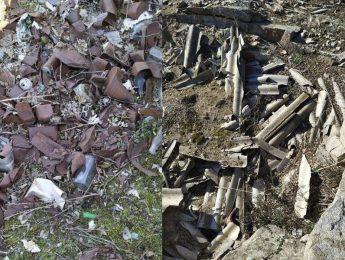 Imagen de la noticia Retirados 133 m3 de vertidos incontrolados