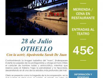 Imagen de la noticia Salida Cultural. Teatro «Othello»