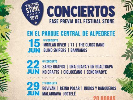 Imagen de la noticia Festival Stone llega a la última fase clasificatoria