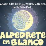 Imagen de la noticia Alpedrete en Blanco. Feria del Comercio