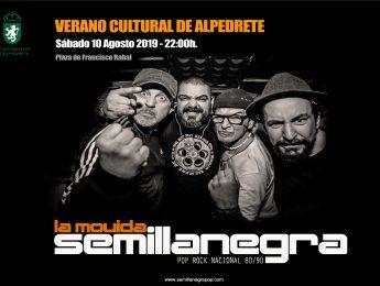 Imagen de la noticia Semillanegra en concierto