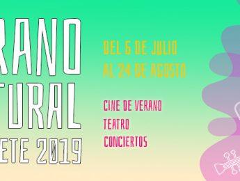 Imagen de la noticia Verano Cultural 2019