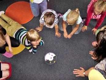 Imagen de la noticia Ultimos días para solicitar plaza en la escuela infantil El Nogal