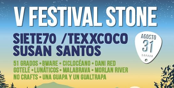 Imagen de la noticia Festival Stone: comienza la cuenta atrás
