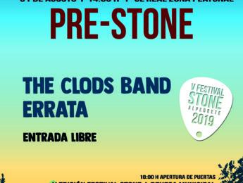 Imagen de la noticia 3,2,1… concierto Pre-Stone