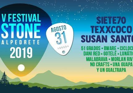 Imagen de la noticia V Festival Stone: sábado 31 de agosto