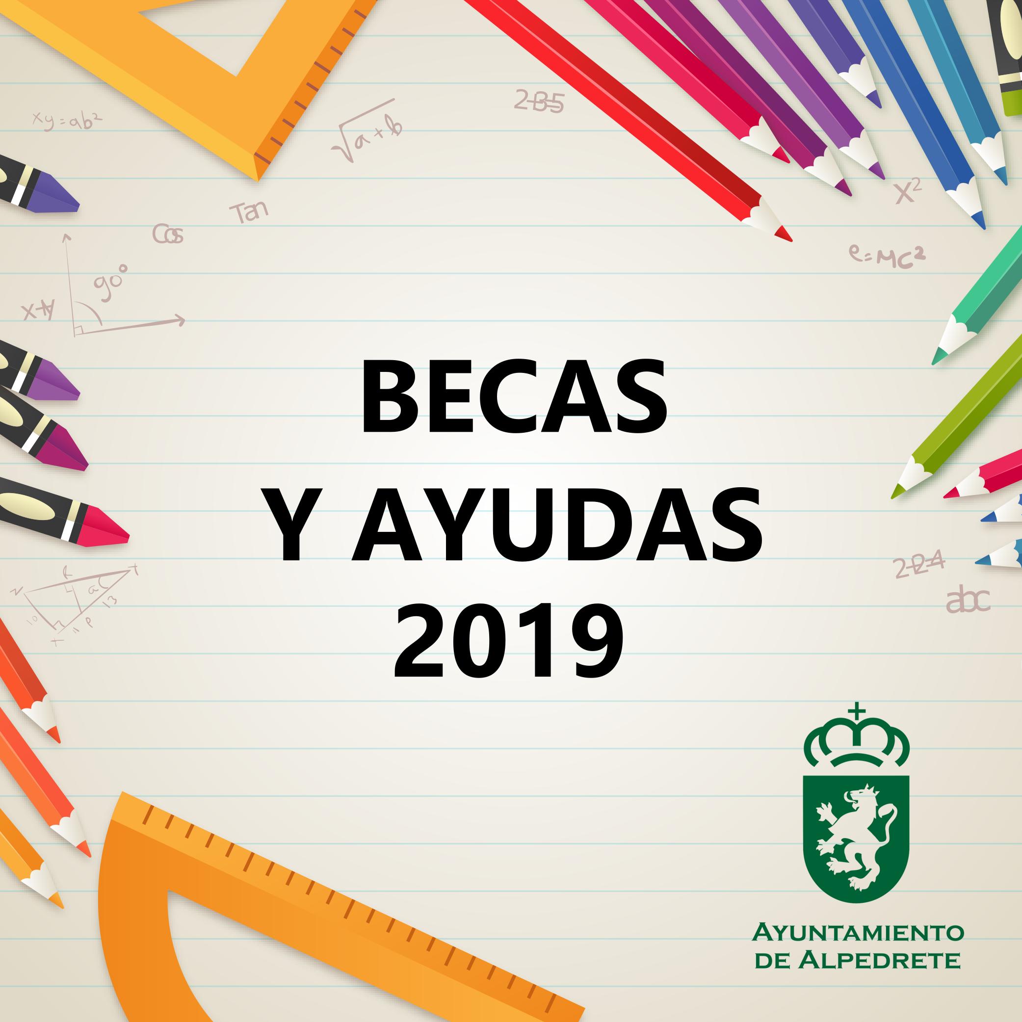 Imagen de la noticia Becas y ayudas a familias 2019