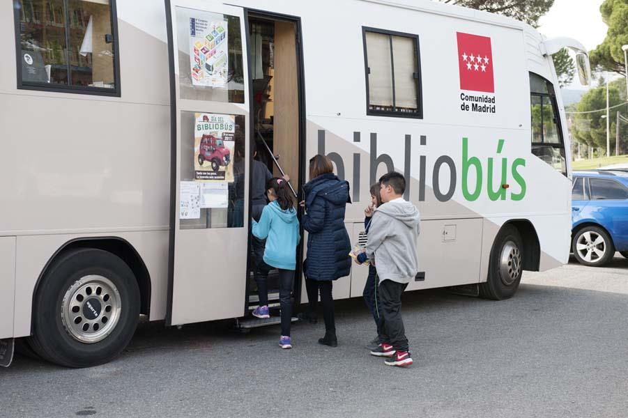 Imagen de la noticia Bibliobús, horario de invierno