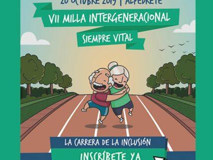 Imagen de la noticia VII Milla Intergeneracional Siempre Vital