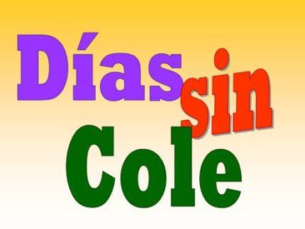 Imagen de la noticia 31 de octubre, Día sin Cole