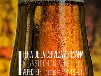 Imagen de la noticia I Feria de la Cerveza Artesana y Gastronomía Gallega