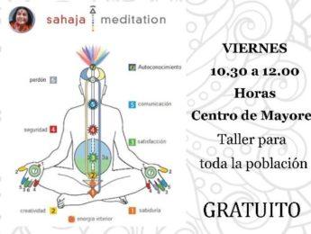 Imagen de la noticia Taller de meditación